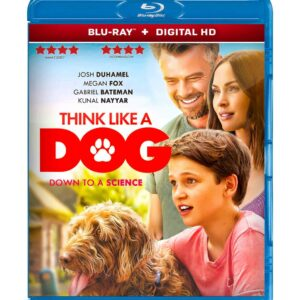 Think Like a Dog ( Blu-ray 2020) Region free !!!