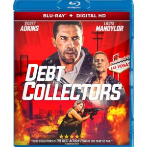 Debt Collectors ( Blu-ray 2020 ) Region free !!!