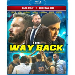 The Way Back ( Blu-ray 2020 ) Region free !!!