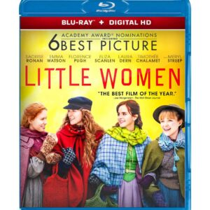 Little Women ( Blu-ray 2019 ) Region free !!!