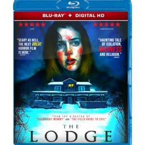 The Lodge ( Blu-ray 2019 ) Region free !!!