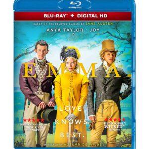 Emma.  ( Blu-ray 2020 ) Region free !!!