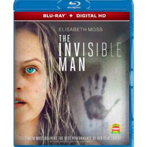 The Invisible Man ( Blu-ray 2020 ) Region free !!!