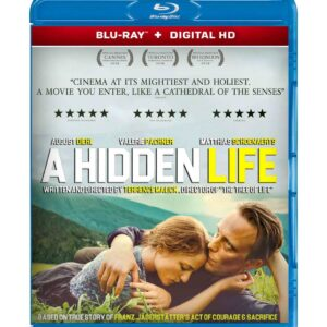 A Hidden Life ( Blu-ray 2019) Region free !!!