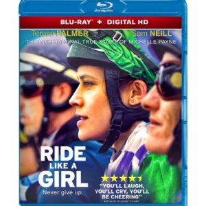 Ride Like a Girl ( Blu-ray 2019 ) Region free !!!