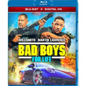 Bad Boys for Life ( Blu-ray 2020 ) Region free !!!