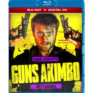Guns Akimbo ( Blu-ray 2019 ) Region free !!!