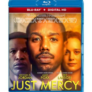 Just Mercy ( Blu-ray 2019) Region free !!!