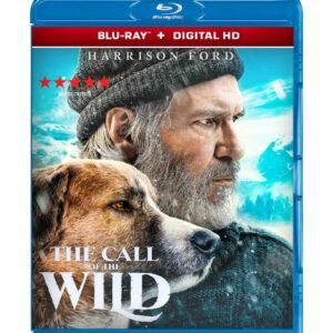 The Call of the Wild  ( Blu-ray 2020 ) Region free !!!