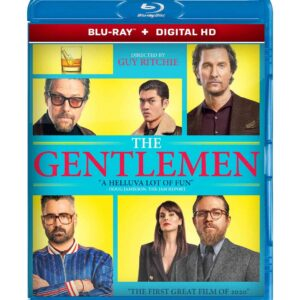 The Gentlemen ( Blu-ray 2019 ) Region free !!!