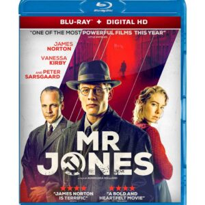 Mr. Jones ( Blu-ray 2019) Region free !!!