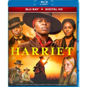 Harriet ( Blu-ray 2019 ) Region free !!!