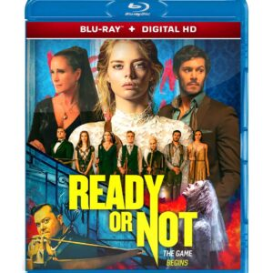 Ready or Not ( Blu-ray 2019) Region free !!!