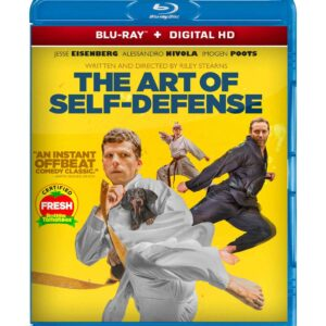 The Art of Self-Defense ( Blu-ray 2019) Region free !!!