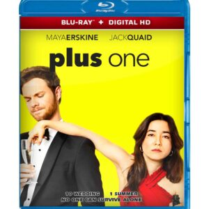 Plus One ( Blu-ray 2019) Region free !!!
