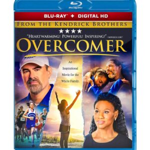 Overcomer ( Blu-ray 2019) Region free !!!