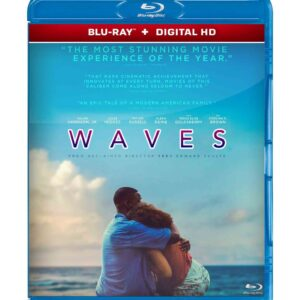 Waves ( Blu-ray 2019 ) Region free !!!