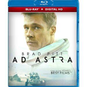 Ad Astra ( Blu-ray 2019) Region free !!!