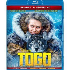 Togo  ( Blu-ray 2019) Region free !!!