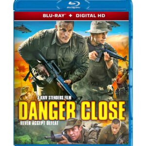Danger Close ( Blu-ray 2019) Region free !!!