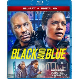 Black and Blue ( Blu-ray 2019) Region free !!!