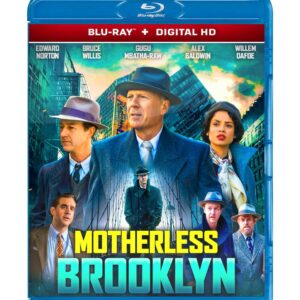 Motherless Brooklyn ( Blu-ray 2019) Region free !!!