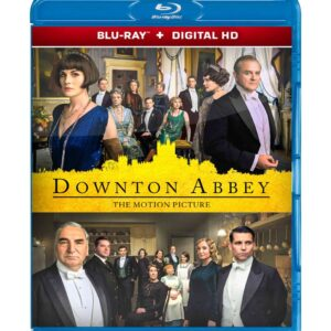 Downton Abbey ( Blu-ray 2019) Region free !!!