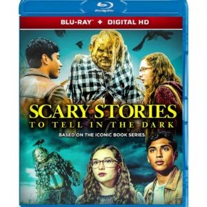 Scary Stories to Tell in the Dark ( Blu-ray 2019) Region free !!!