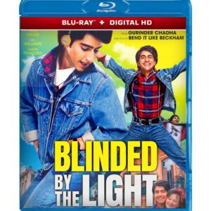 Blinded by the Light ( Blu-ray 2019) Region free !!!