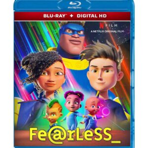Fearless ( Blu-ray 2020 ) Region free !!!