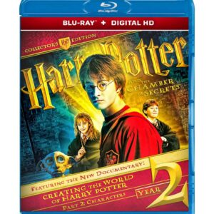 Harry Potter: Complete 8-Film Collection Blu-ray Region free !!!