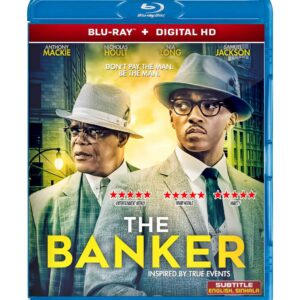 The Banker ( Blu-ray 2020 ) Region free !!!