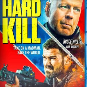 Hard Kill ( Blu-ray 2020 ) Region free !!!