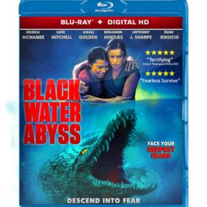 Black Water: Abyss ( Blu-ray 2020 ) Region free !!!
