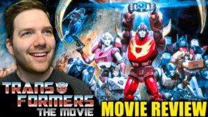 The Transformers: The Movie – Movie Review