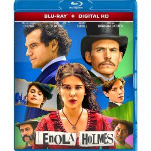 Enola Holmes ( Blu-ray 2020 ) Region free !!!