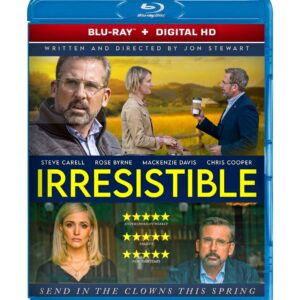 Irresistible ( Blu-ray 2020 ) Region free !!!