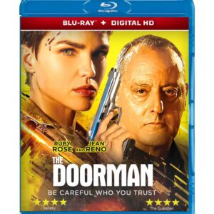 The Doorman ( Blu-ray 2020 ) Region free !!!