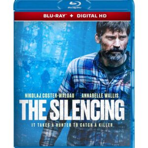 The Silencing ( Blu-ray 2020 ) Region free !!!
