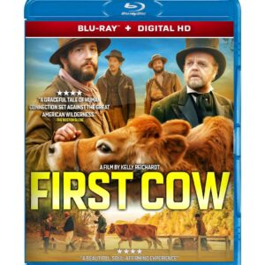 First Cow ( Blu-ray 2019 ) Region free !!!