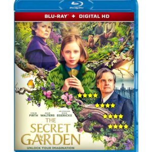 The Secret Garden ( Blu-ray 2020 ) Region free !!!