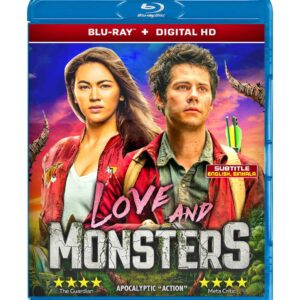 Love and Monsters ( Blu-ray 2020 ) Region free !!!