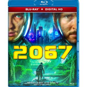 2067 ( Blu-ray 2020 ) Region free !!!