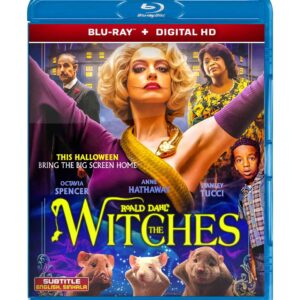 The Witches  ( Blu-ray 2020 ) Region free !!!