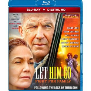 Let Him Go ( Blu-ray 2020 ) Region free !!!