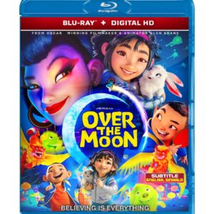 Over the Moon ( Blu-ray 2020 ) Region free !!!