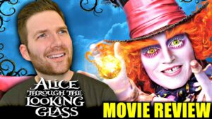 Alice Through the Looking Glass – Movie Review