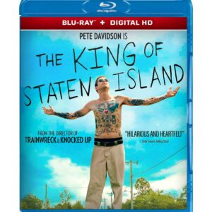 The King of Staten Island ( Blu-ray 2020 ) Region free !!!