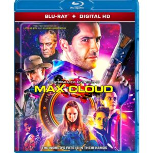 Max Cloud ( Blu-ray 2020 ) Region free !!!