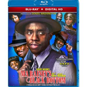 Ma Rainey's Black Bottom ( Blu-ray 2020 ) Region free !!!